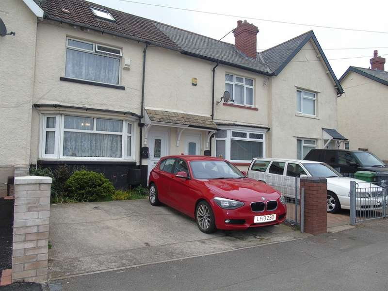 3 Bedrooms Terraced House for sale in Greenfarm Road, Cardiff