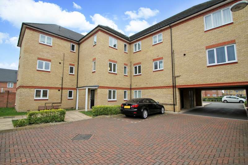2 Bedrooms Flat for sale in Holywell Way, Stanwell, TW19