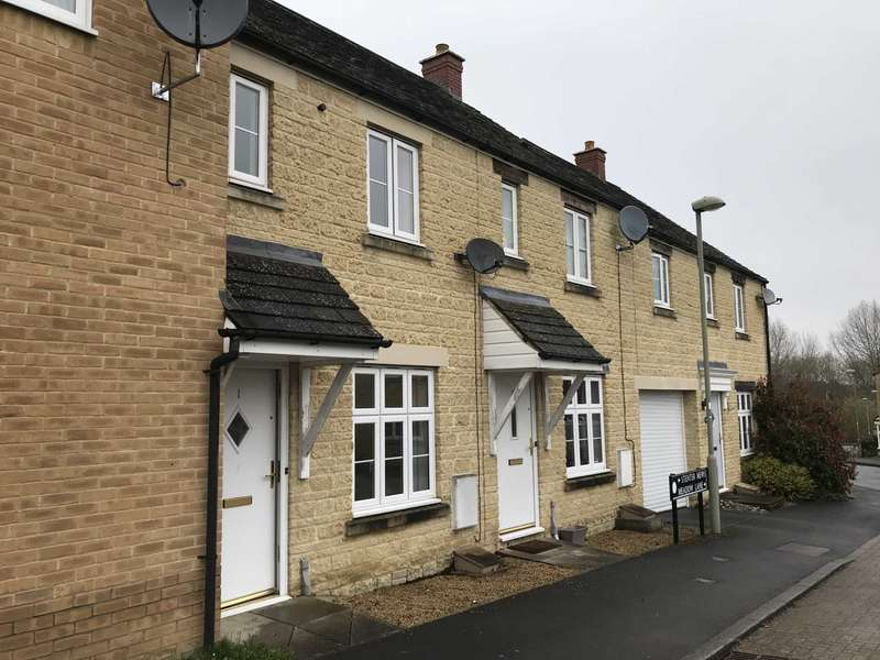 2 Bedrooms Terraced House for rent in Stenter Mews, Witney
