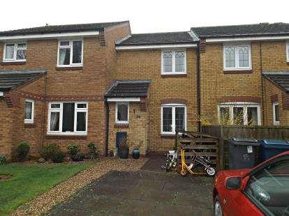2 Bedrooms Terraced House for sale in Charlock Gardens, Bingham, Nottingham, Nottinghamshire