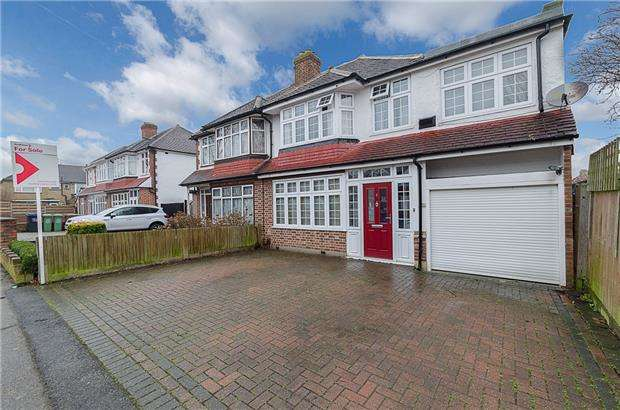 4 Bedrooms End Of Terrace House for sale in Brocks Drive, SUTTON, Surrey, SM3 9UJ