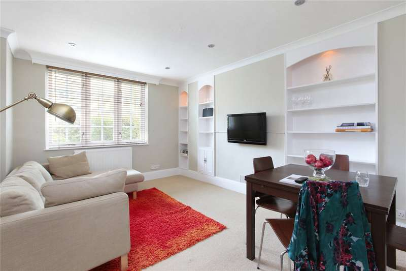 2 Bedrooms Flat for sale in Westminster Court, Frogmore, Wandsworth, London, SW18