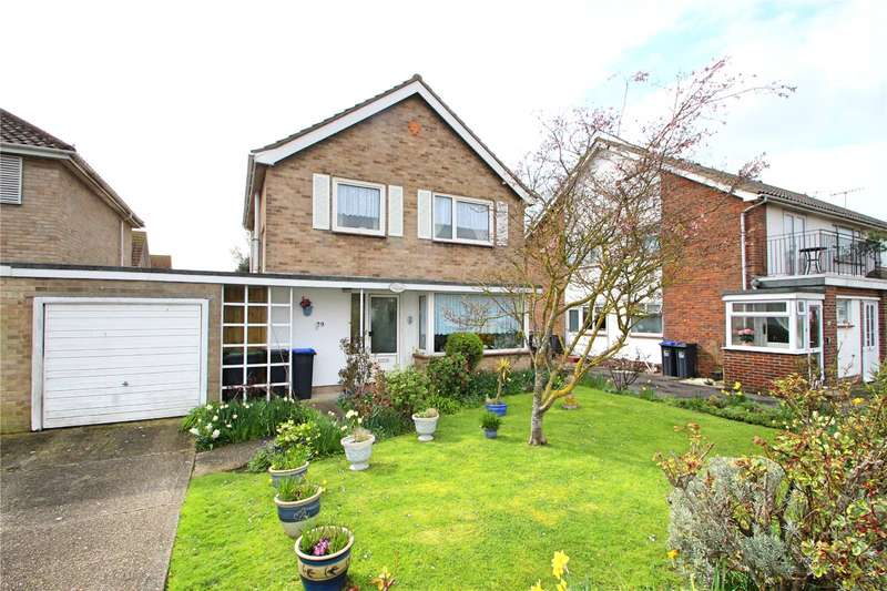 3 Bedrooms Detached House for sale in Ophir Road, Worthing, West Sussex, BN11