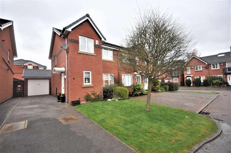 3 Bedrooms Semi Detached House for sale in Endeavour Close, Ashton, Preston, Lancashire, PR2 2YG