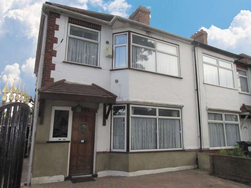 4 Bedrooms End Of Terrace House for rent in Spring Grove Road, Hounslow, TW3