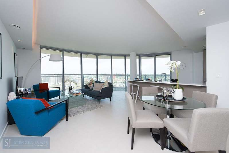 3 Bedrooms Apartment Flat for sale in Hoola, Royal Victoria, E16