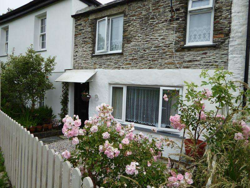 1 Bedroom Cottage House for sale in Chapel Street, Camelford