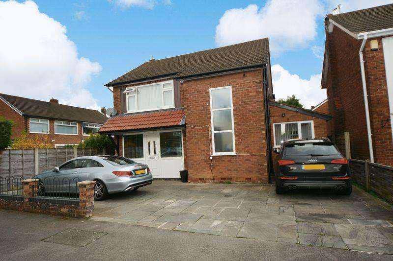 3 Bedrooms Detached House for sale in Sudbury Drive, Heald Green, Cheadle