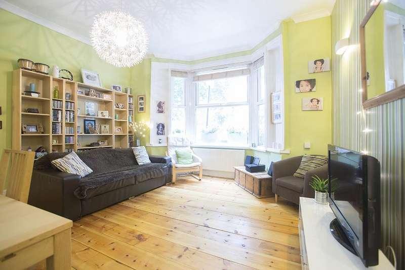 3 Bedrooms Flat for sale in Millfields Road, London E5