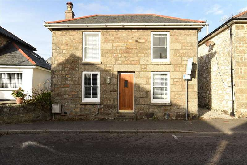 3 Bedrooms Detached House for sale in Fore Street, Lelant, St. Ives, Cornwall, TR26