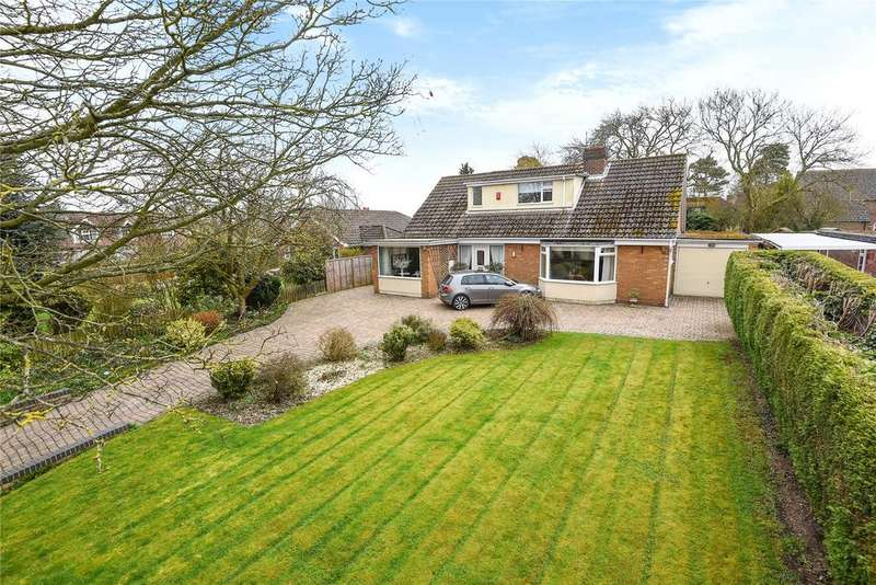 3 Bedrooms Detached House for sale in Chapel Lane, Ashby-cum-fenby, DN37