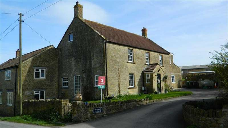 6 Bedrooms Detached House for sale in Witcombe, Martock, Somerset, TA12