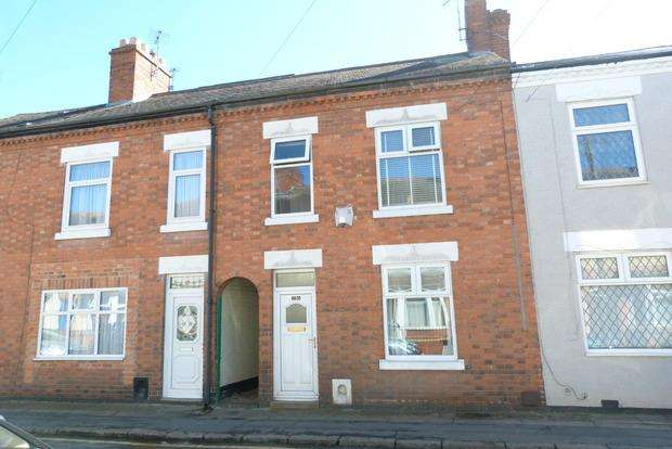 3 Bedrooms Terraced House for sale in St Peters Street, Syston, Leicester, LE7