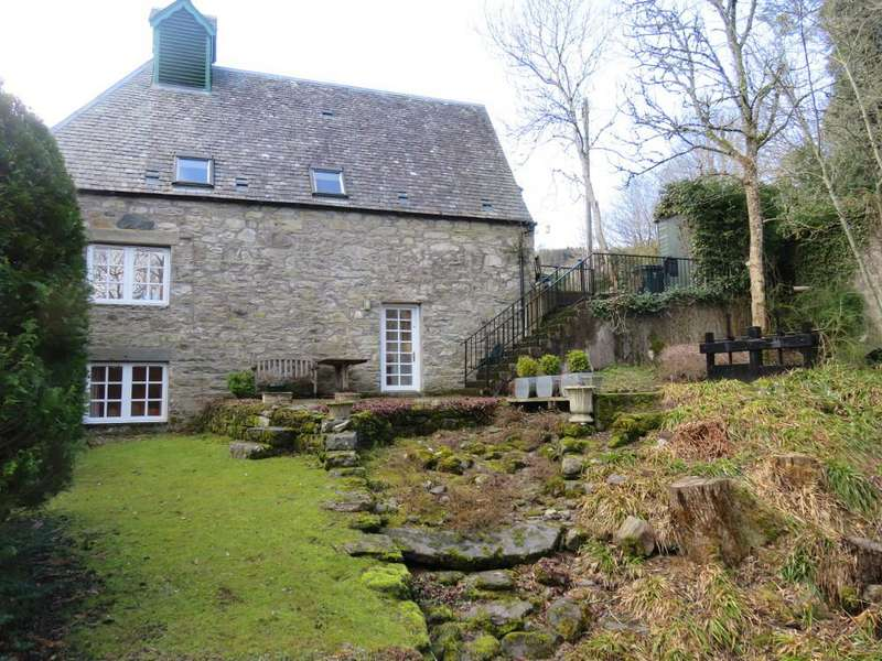 2 Bedrooms Cottage House for sale in Keltneyburn, Aberfeldy PH15