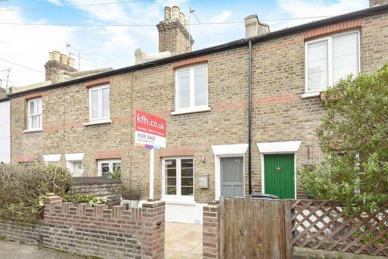 2 Bedrooms Terraced House for sale in York Road, Kingston upon Thames