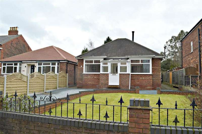 2 Bedrooms Detached Bungalow for sale in West Acridge, Barton Upon Humber, North Lincolnshire, DN18