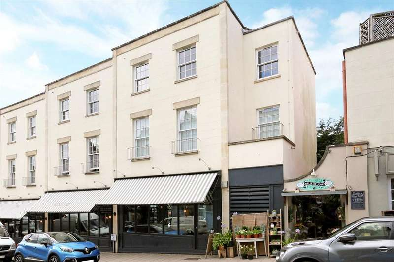 2 Bedrooms Flat for sale in Gloucester Street, Clifton, Bristol, BS8