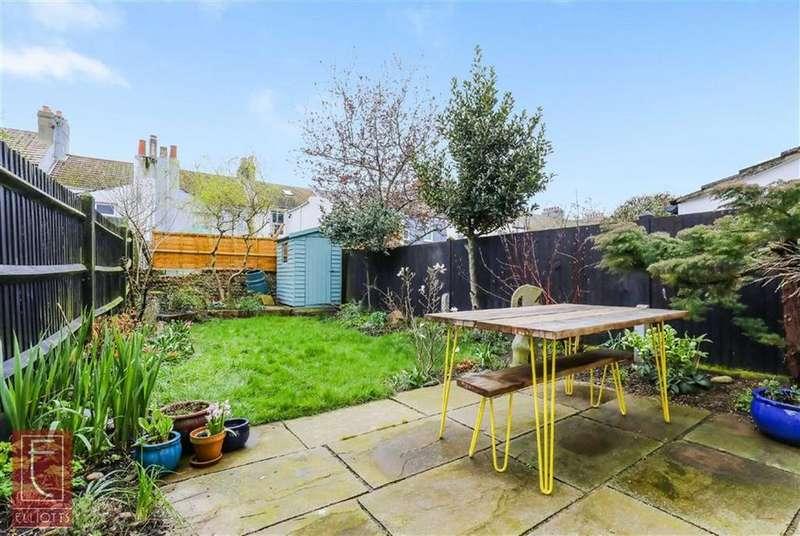 2 Bedrooms Maisonette Flat for sale in Livingstone Road, Hove, East Sussex