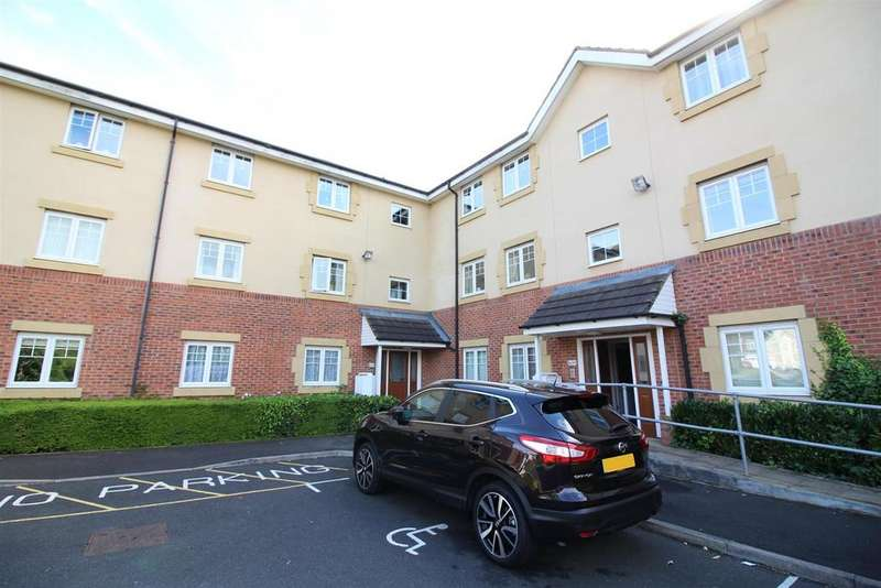 2 Bedrooms Apartment Flat for sale in Kings Vale, Wallsend