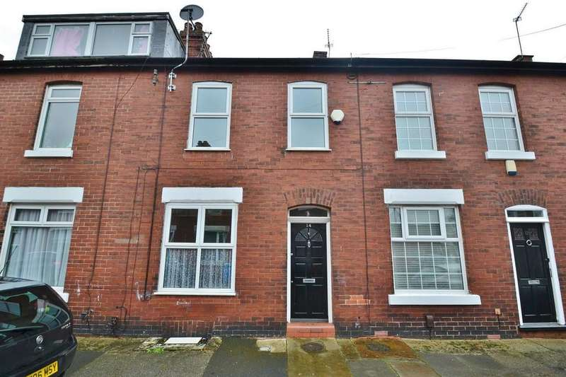 2 Bedrooms Terraced House for sale in Princes Drive, Sale