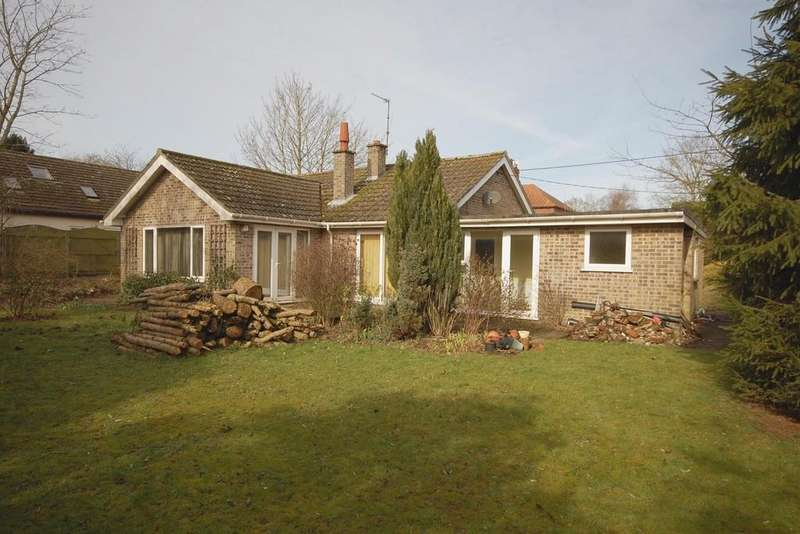 3 Bedrooms Detached Bungalow for sale in Edgefield Road, Briston