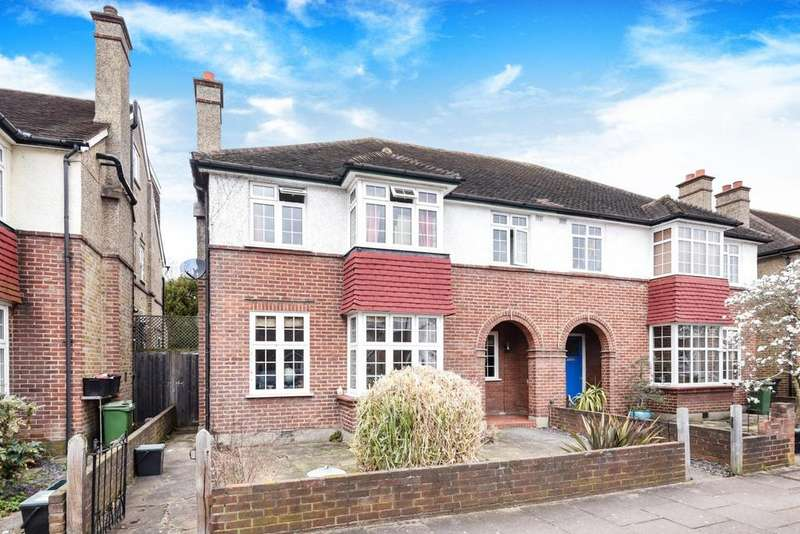 4 Bedrooms Semi Detached House for sale in Queens Road, Beckenham