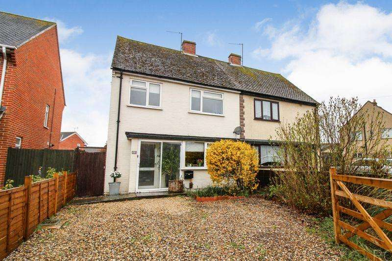 3 Bedrooms Semi Detached House for sale in Station Road, Thatcham