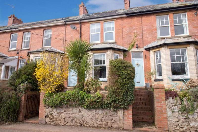3 Bedrooms Terraced House for sale in Barn Ridge, Lympstone