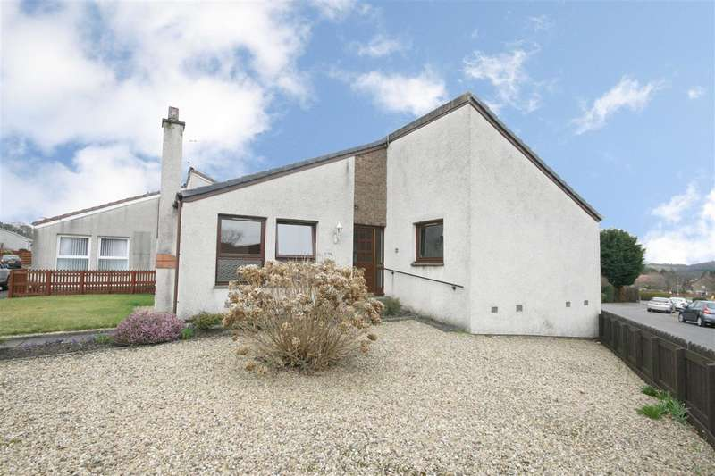 2 Bedrooms Bungalow for sale in Argyll Street, Dollar