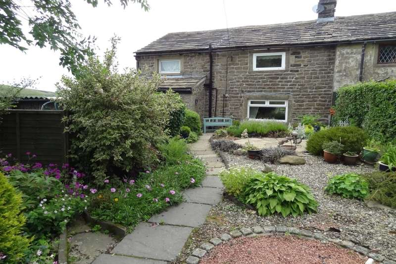 3 Bedrooms Property for sale in Frighams Cottage Boulsworth Road, Trawden, Colne, BB8