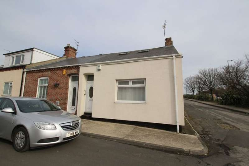 2 Bedrooms Property for sale in Abbay Street, Low Southwick, Sunderland, SR5