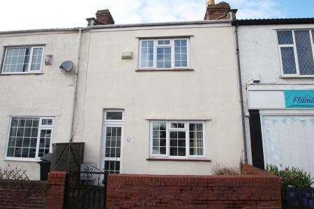 2 Bedrooms Cottage House for sale in Southmead Road, Westbury on Trym, Bristol BS10 5DT