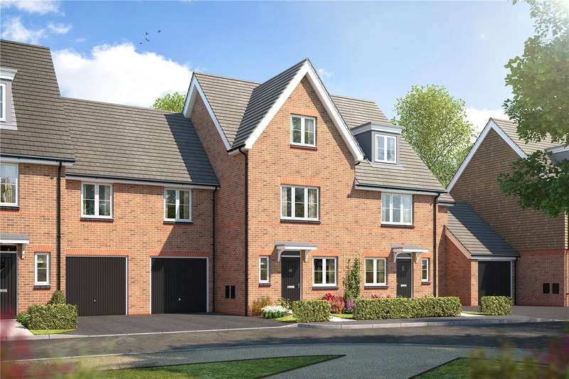 4 Bedrooms House for sale in Cresswell Park, Roundstone Lane, Angmering, BN16
