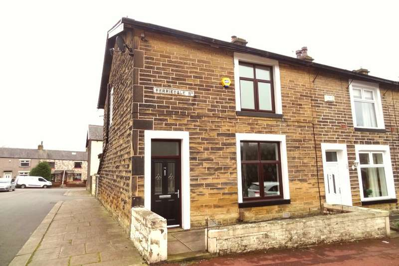 3 Bedrooms Terraced House for sale in Berriedale Road, Nelson, BB9