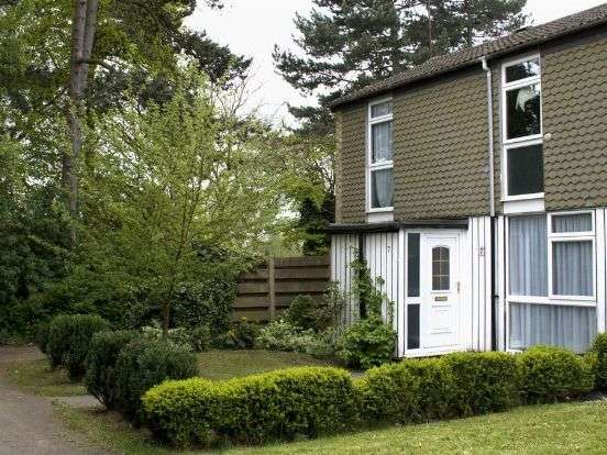 3 Bedrooms End Of Terrace House for sale in Lakeview Green, Lakeview, Northampton NN3 6PQ