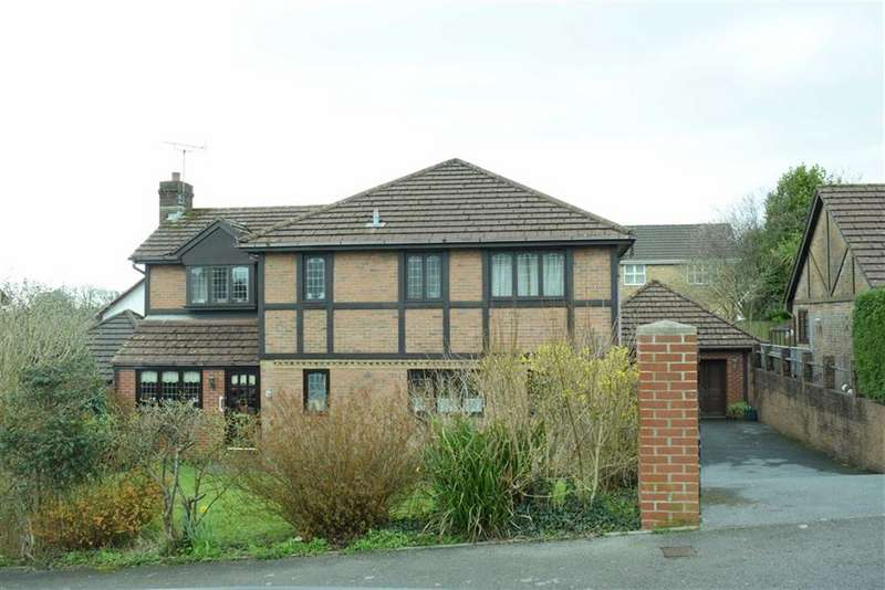 4 Bedrooms Detached House for sale in Llythrid Avenue, Uplands