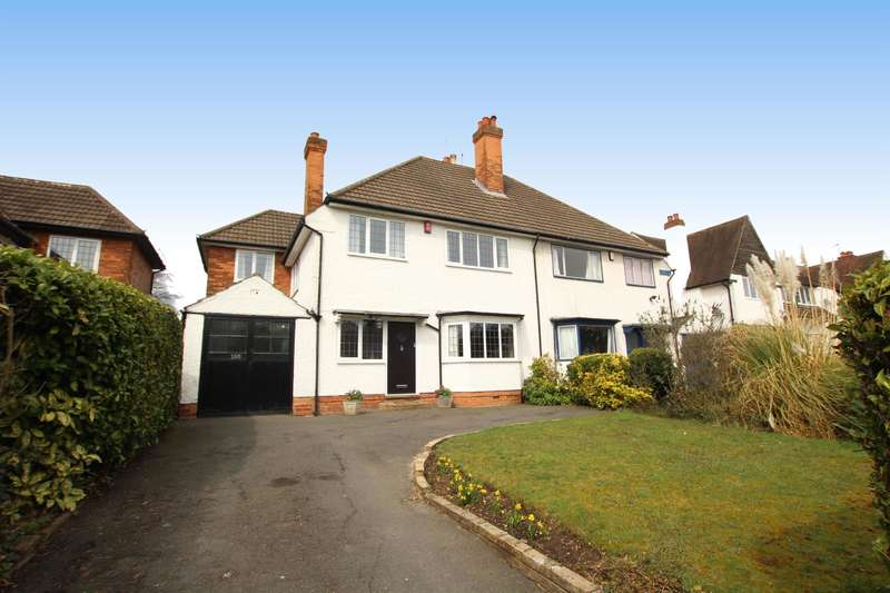 4 Bedrooms Semi Detached House for sale in Orphanage Road, Birmingham, B24 0AA