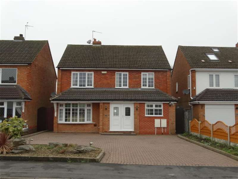 3 Bedrooms Detached House for sale in Southfields Road, Solihull, B91 3PT