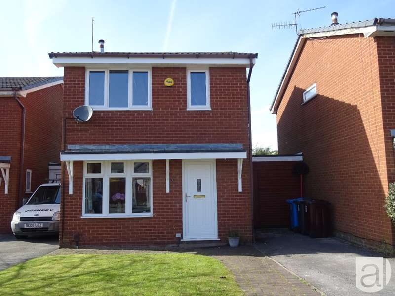 3 Bedrooms Detached House for sale in Case Grove Prescot L35