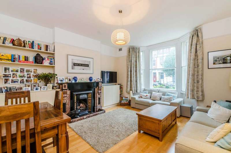 2 Bedrooms Flat for sale in Inglewood Road, West Hampstead, NW6