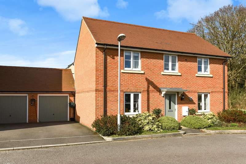 4 Bedrooms Detached House for sale in Blackcap Lane, Bracknell, RG12