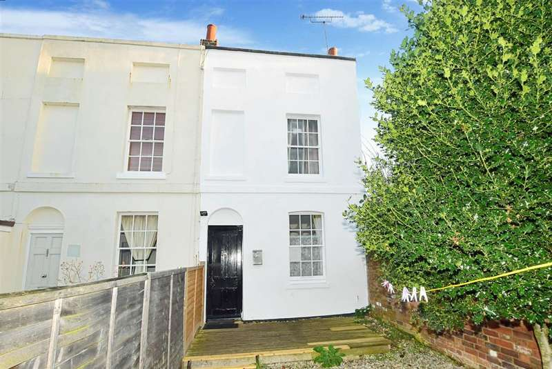2 Bedrooms End Of Terrace House for sale in New Street, , St Dunstans, Canterbury, Kent