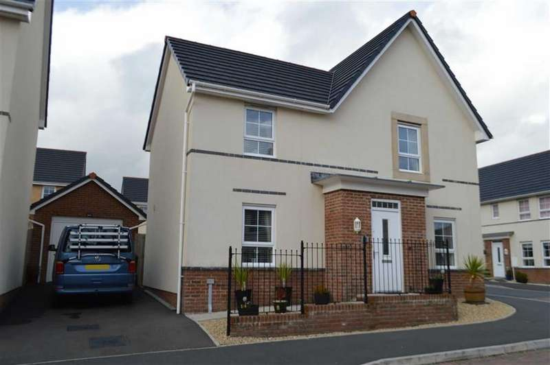 4 Bedrooms Detached House for sale in Horizon Way, Swansea, SA4