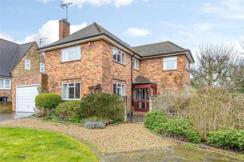 3 Bedrooms Detached House for sale in Alders End Lane, Harpenden, Hertfordshire
