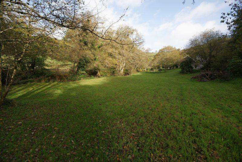 Land Commercial for sale in Pantersbridge, Bodmin