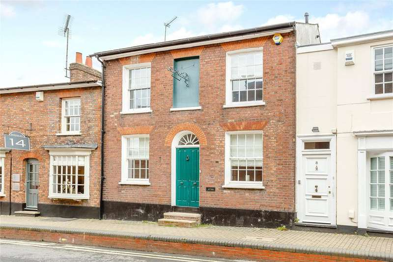 4 Bedrooms Terraced House for sale in Spencer Street, St Albans, Hertfordshire