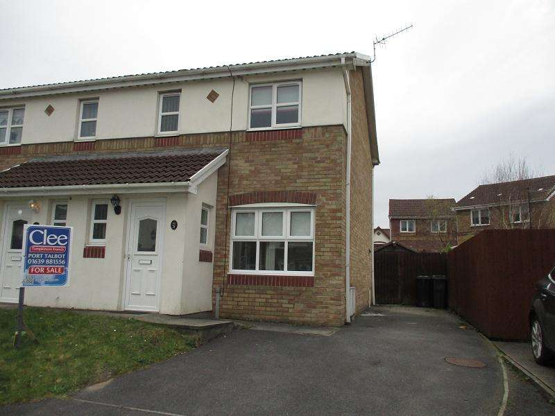 3 Bedrooms Semi Detached House for sale in Rowan Tree Avenue, Baglan, Port Talbot, Neath Port Talbot.