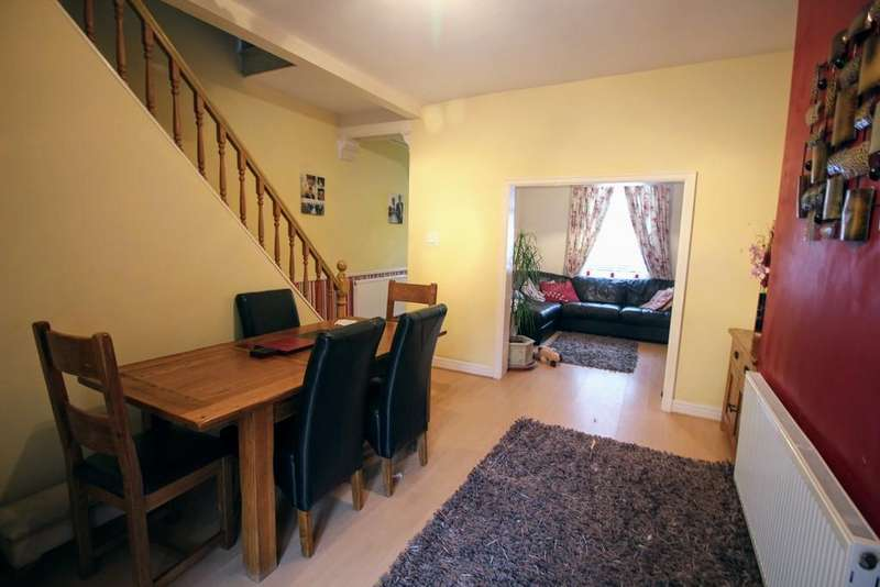 2 Bedrooms Terraced House for sale in John Street, Thornton-Cleveleys
