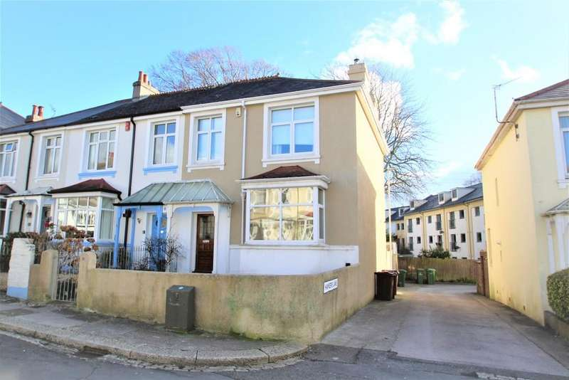 3 Bedrooms End Of Terrace House for rent in Glenavon Road, Plymouth
