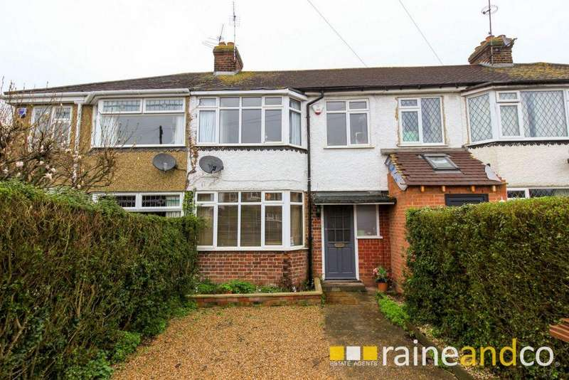 3 Bedrooms Terraced House for sale in Holme Close, Hatfield, AL10